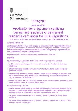 immigration directorate instruction fm 1.7