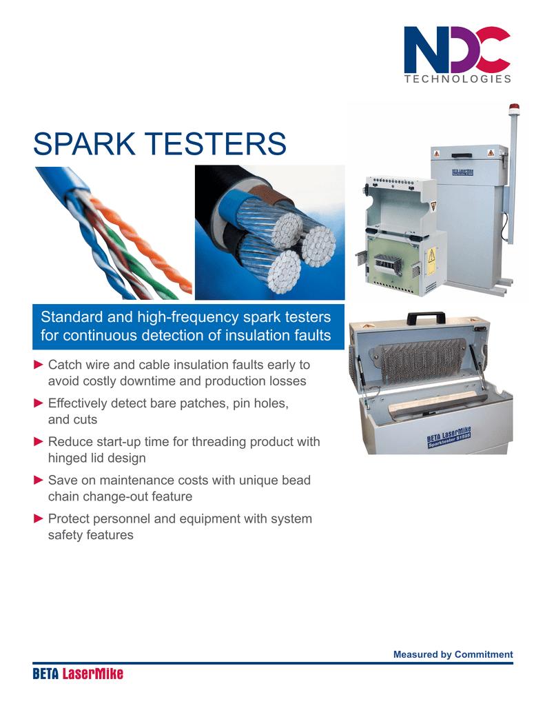 spark testers - Beta LaserMike