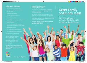 Brent Family Solutions Team