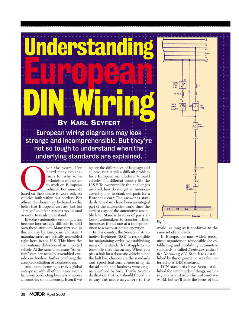 Understanding European Wiring on technical drawing, information visualization, visual analytics, engineering drawing, scientific visualization, unified modeling language,