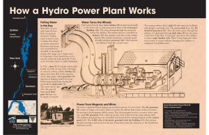 How a Hydro Plant Works.indd