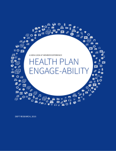 health plan engage-ability