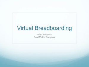 Virtual Breadboarding Presentation