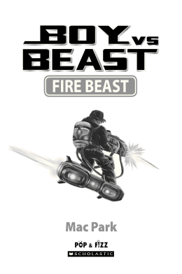 fire beast - Boy VS Beast