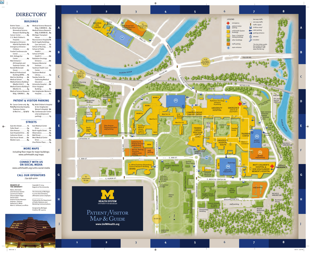 directory - University of Michigan Health System