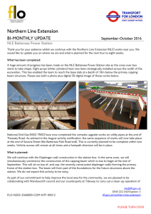 Battersera Power Station bimonthly update - September