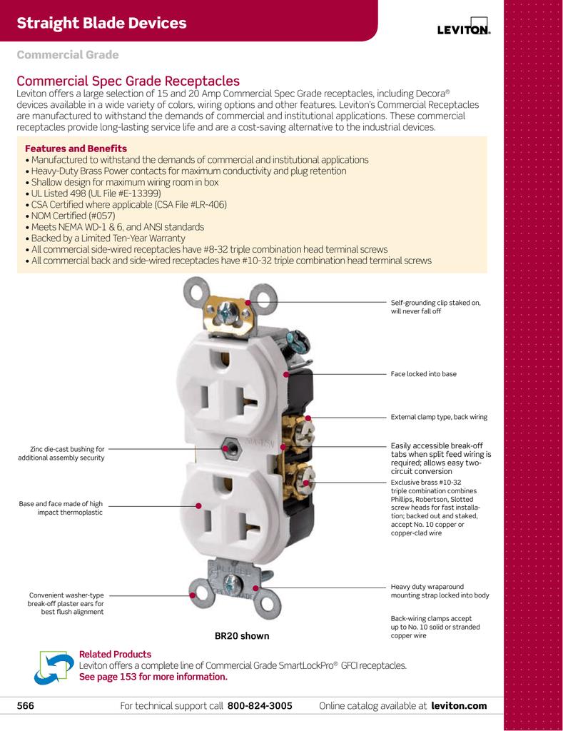 Brochure Wiring 4 Receptacles