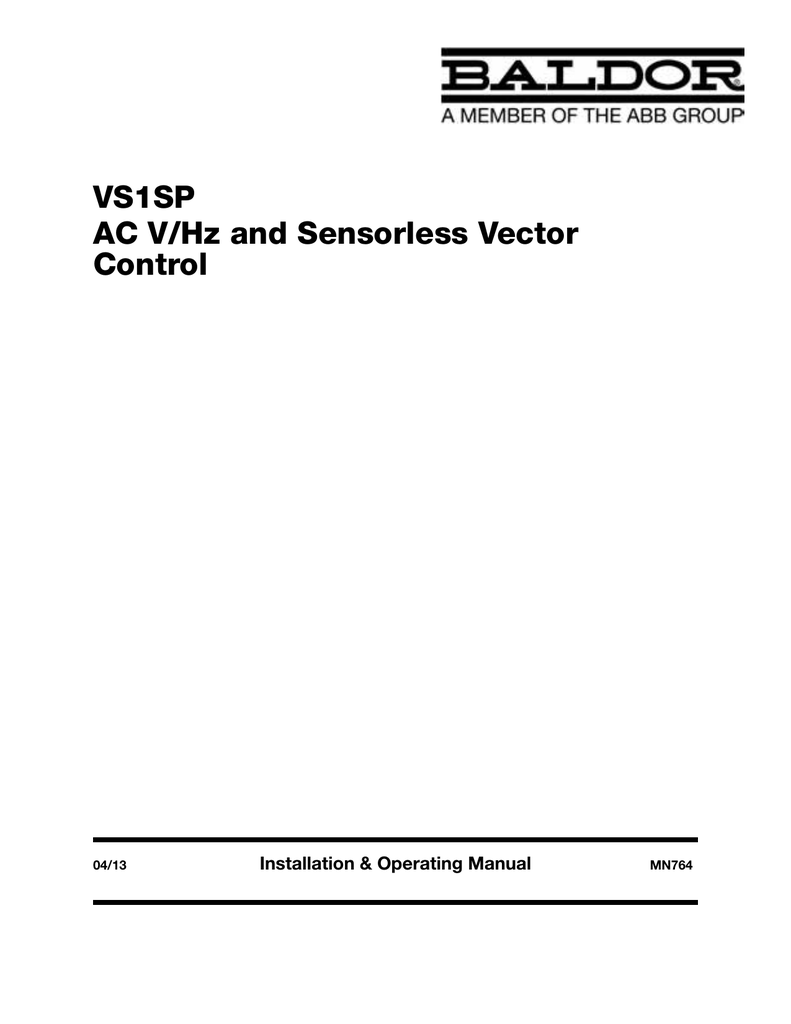 Vs1sp Ac V Hz And Sensorless Vector Control Topic Transistor Controlling 12v Read 373 Times Previous