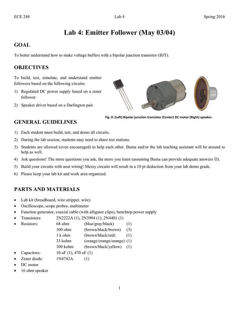 Lab4 Handout
