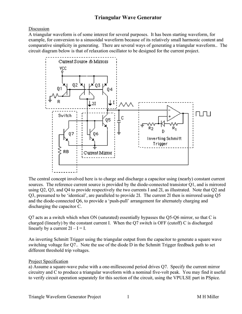 Triangular Wave Generator Sinusoidal Signal Circuit Diagram Electronic Project 018334737 1 C9d2c4a0bcd8ea2d99a6d74f2a1790e3