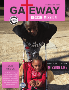 mission life - Gateway Rescue Mission