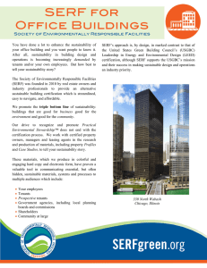 Office Building Marketing Brochure