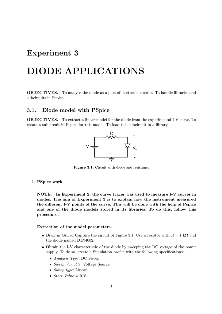 Diode Applications What Do Diodes In A Circuit 018340871 1 963ad7158b77e300c7179ce238b850e9