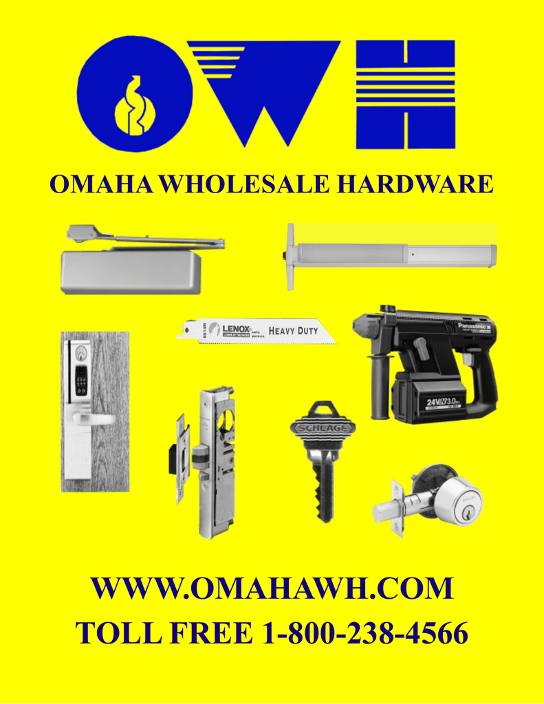 View our Full Line Catalog!