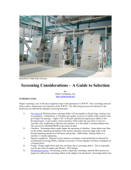 White Paper - TPO - Treatment Plant Operator Magazine