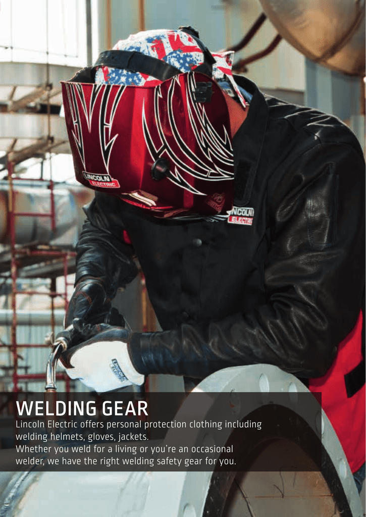 Lincoln Electric K2985 Traditional FR Cloth Welding Jacket X-Large