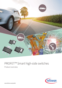 PROFET Product Overview