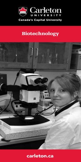 biotechnology admission essay