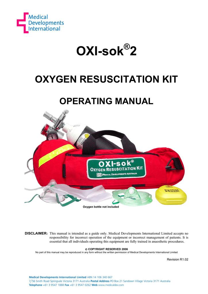 OXI-sok 2 - Medical Developments International