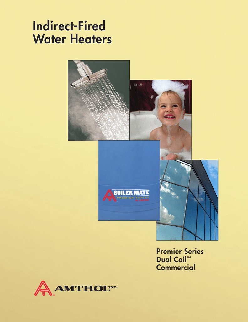 Indirect-Fired Water Heaters