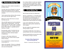 brochure in PDF - Honolulu Police Department