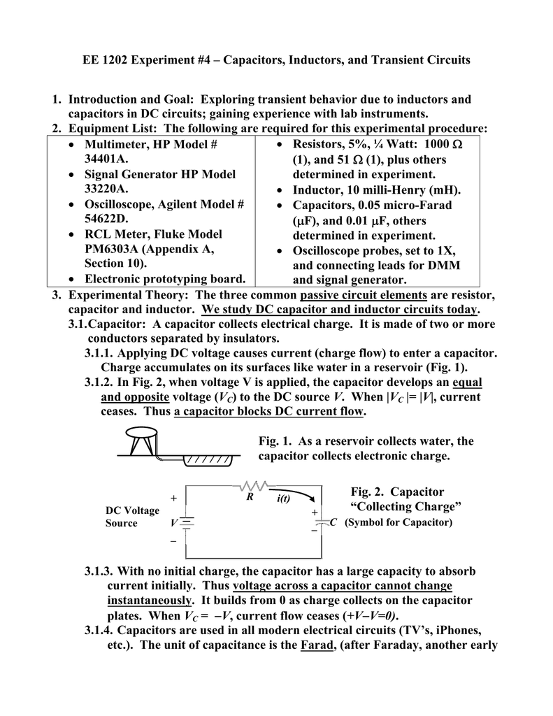 Capacitor Charge Circuit