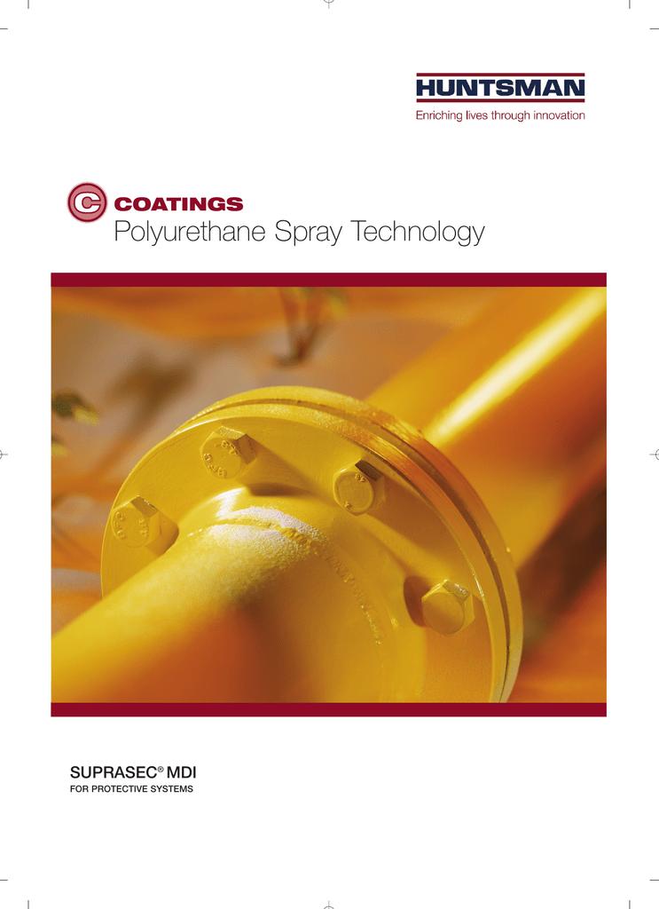 Polyurethane Spray Technology