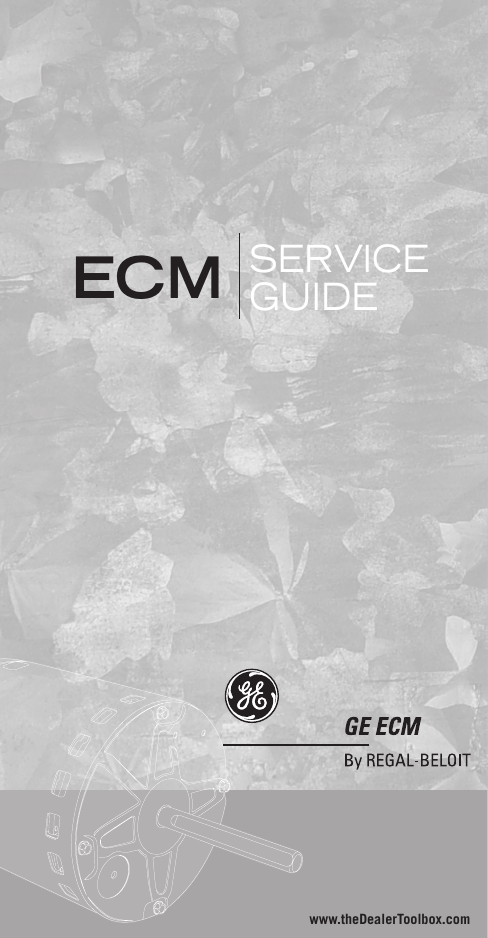Ge Ecm X13 Motor Troubleshooting