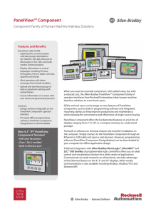 Company Confidential - Rockwell Automation