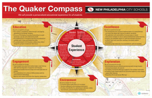 The Quaker Compass - New Philadelphia City Schools