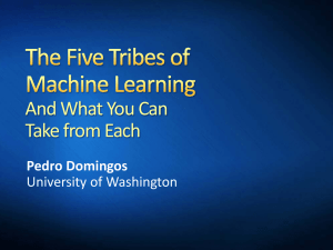 The Five Tribes of Machine Learning And What You Can Take from