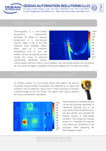 Thermographic Survey / Thermography