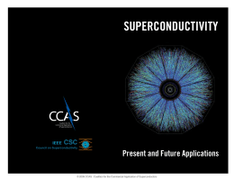 superconductivity: present and future applications