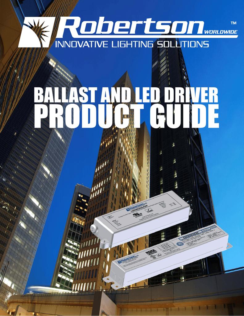 Master Catalog Robertson Worldwide Ballast Wiring Diagram
