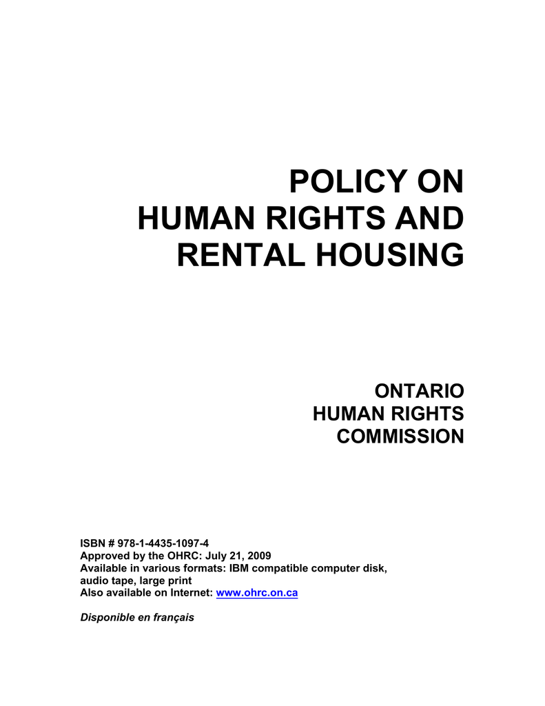Canlii ontario human rights code sexual harassment