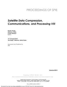 proceedings of spie