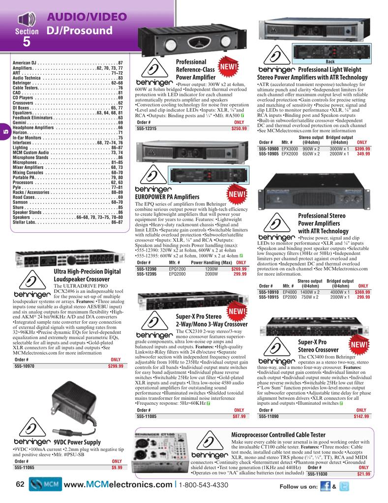 Dj Prosound Audio Video Mini Power Amplifier 11w Stereo Assembled Future Circuit Board Kit