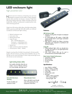 LED Datasheet