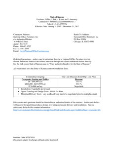 6/22/2015 Document subject to change without notice if printed