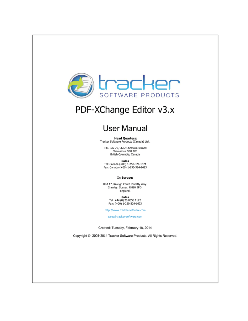 pdf xchange editor free download filehippo