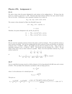 Physics 270, Assignment 4