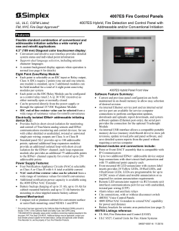 how to change the battery fire alarm simplex model 2098-9643