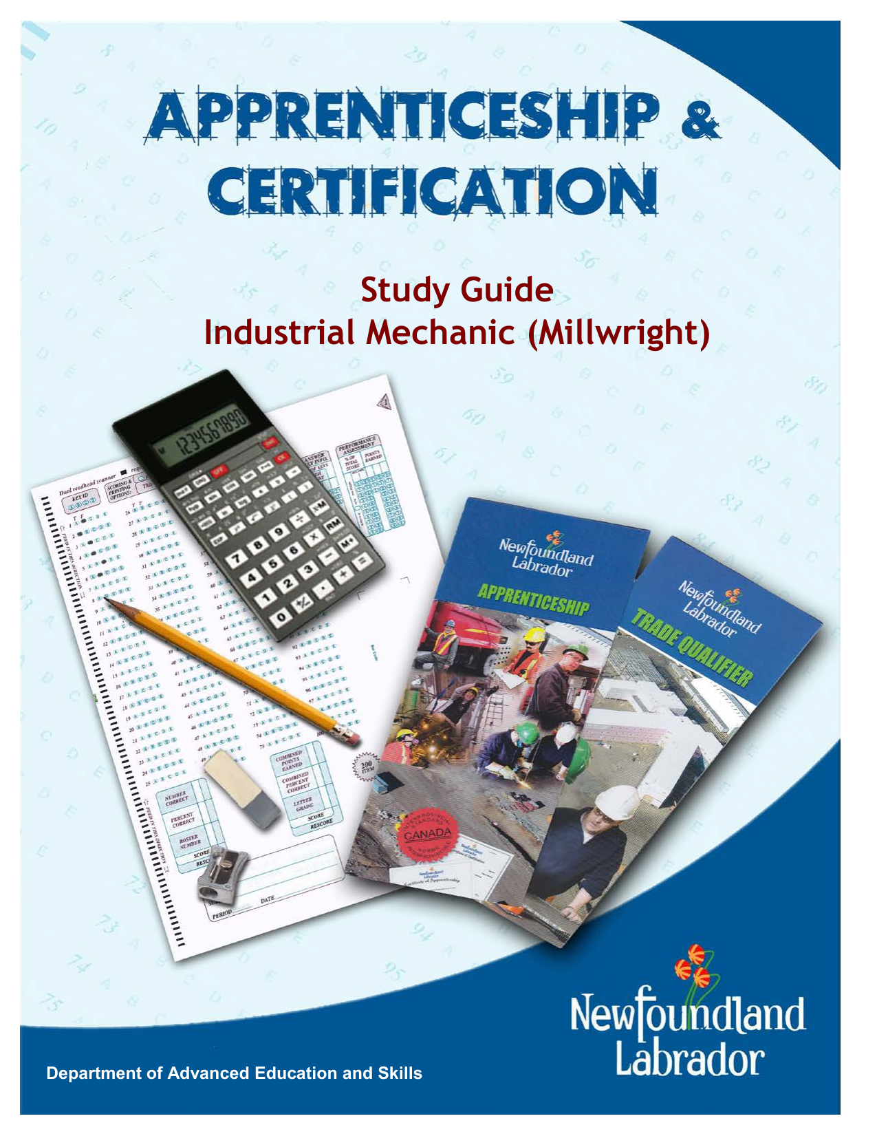 (Millwright )Study Guide Industrial Mechanic (Millwright)