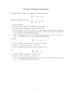 Practice Problems Section 8.2