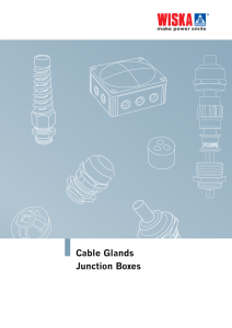 Cable Glands Junction Boxes