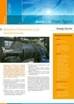 Invest in the Pilsen Region