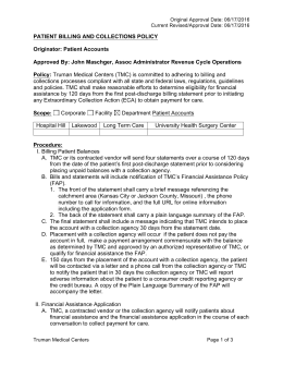 6-22-16 Patient Collections Policy FINAL v2