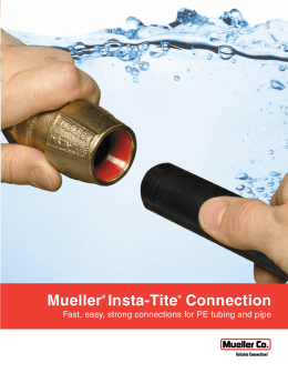 Other Innovative Mueller Products