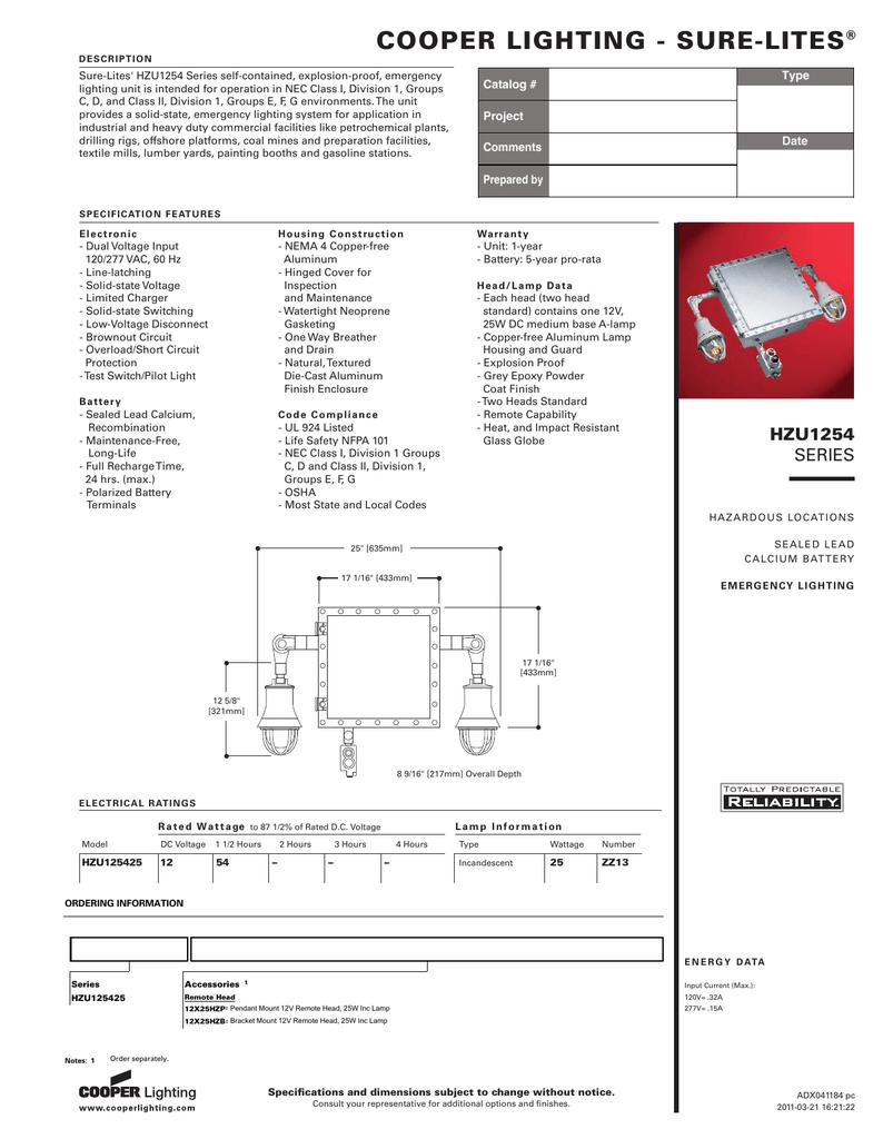 Prime Cooper Lighting Sure Lites Techno Group International Sa Wiring Digital Resources Bletukbiperorg