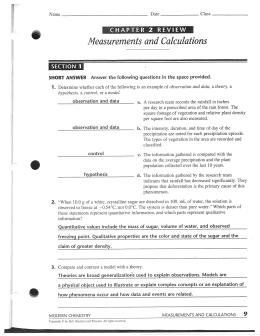 chapter 2 mixed study guide rh studylib net modern chemistry study guide chapter 7 modern chemistry study guide answers pdf